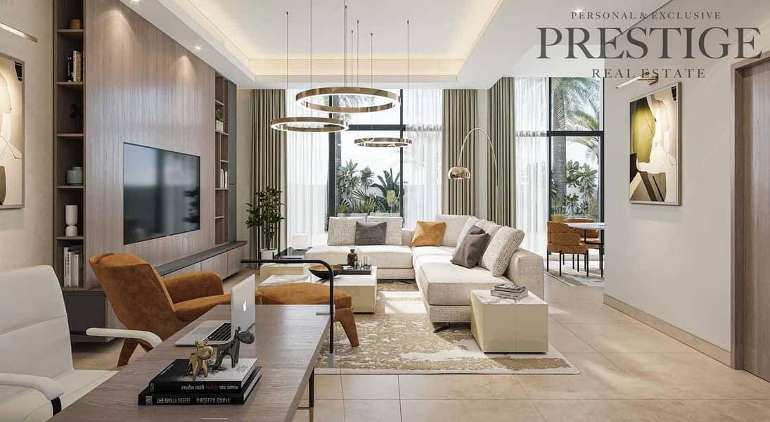 2 4 Beds Large Villa | corner plot | Murooj Al Furjan
