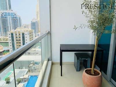 1 Bedroom Apartment for Sale in Dubai Marina, Dubai - Exclusive With Prestige | Marina Views