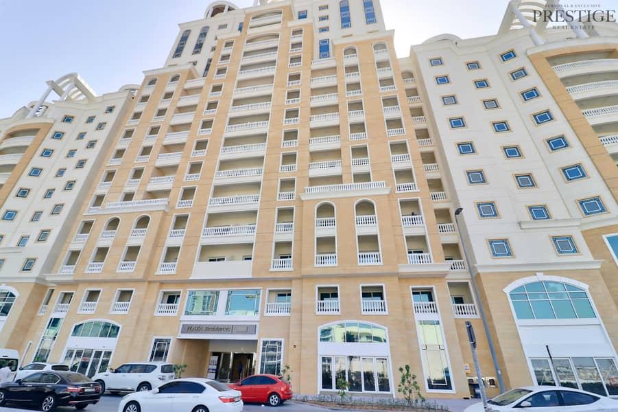 10 Studio   Plaza Residence   JVC Area   Rented
