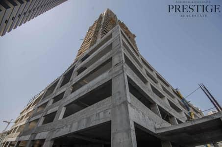 Studio for Sale in Dubai Sports City, Dubai - Large Studio   Eden Garden Tower   High-Floor  New