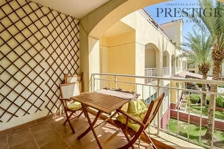 شقة 2 غرفة نوم للبيع في جرين كوميونيتي، دبي - 2 Bed   Well Priced   Facing the Pool
