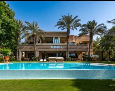 فیلا 8 غرف نوم للبيع في تلال الإمارات، دبي - Wonderful 8 beds villa in Emirates Hills