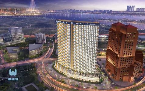 تاون هاوس 3 غرف نوم للبيع في الجداف، دبي - Town-House  1% down payment  25% discount