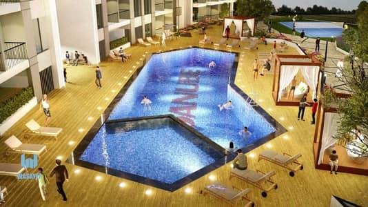 1 Bedroom Flat for Sale in Liwan, Dubai - wavez residence