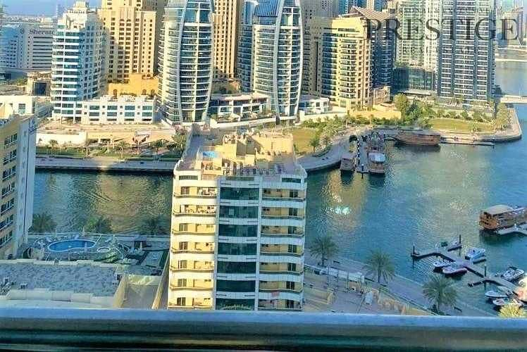 7 Full Marina View| Amazing 2 bed| For Sale