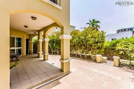 2 Bedroom Villa for Rent in Dubai Media City, Dubai - 2 Beds | Ground Floor Villa | Media City