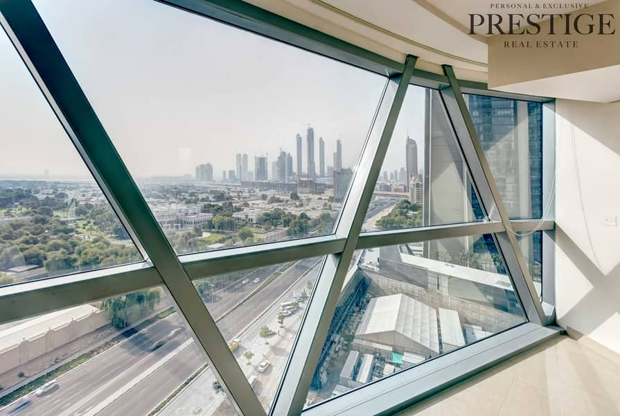 1 Bed   DIFC View   Next To Metro   2 Parking