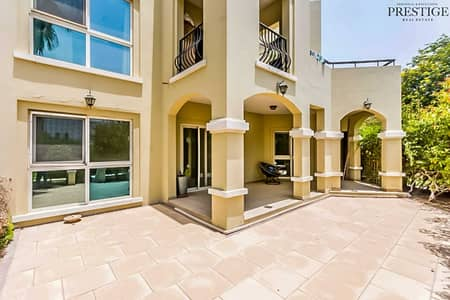 2 Bedroom Villa for Rent in Dubai Media City, Dubai - 2 Bed | Ground Floor Villa | Rent | Media City