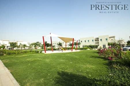 3 Bedroom Townhouse for Sale in Al Furjan, Dubai - Type A   Corner   End of Terrace
