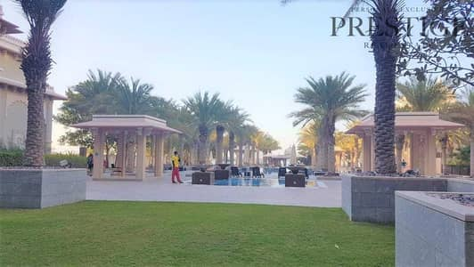 1 Bedroom Flat for Rent in Palm Jumeirah, Dubai - Furnished Garden view