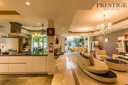 4 Bedroom Villa for Sale in Dubai Marina, Dubai - 4 Bed Villa | Unfurnished |  Garden View | Dubai Marina