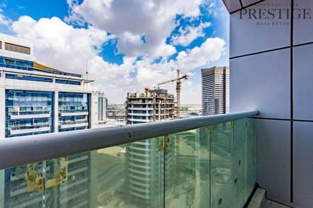استوديو  للبيع في مدينة دبي الرياضية، دبي - New Studio I Global Golf Residence 2 I Canal View