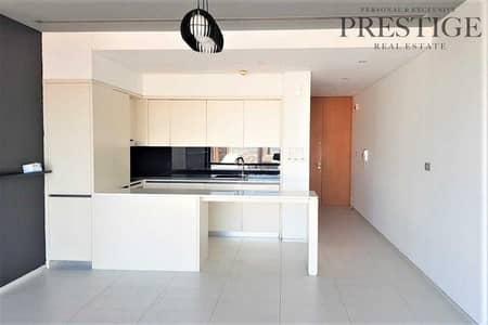 فلیٹ 1 غرفة نوم للبيع في مركز دبي المالي العالمي، دبي - Excusive | Vacant | Burj View | Well maintained