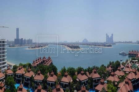 بنتهاوس 4 غرف نوم للبيع في نخلة جميرا، دبي - Shell&Core|Paradisiac hotel|Panoramic Sea View