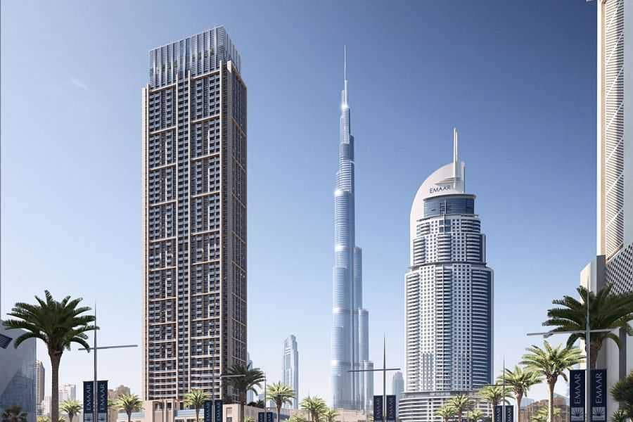 Exclusive|Full Burj View |Top Layout| RESALE