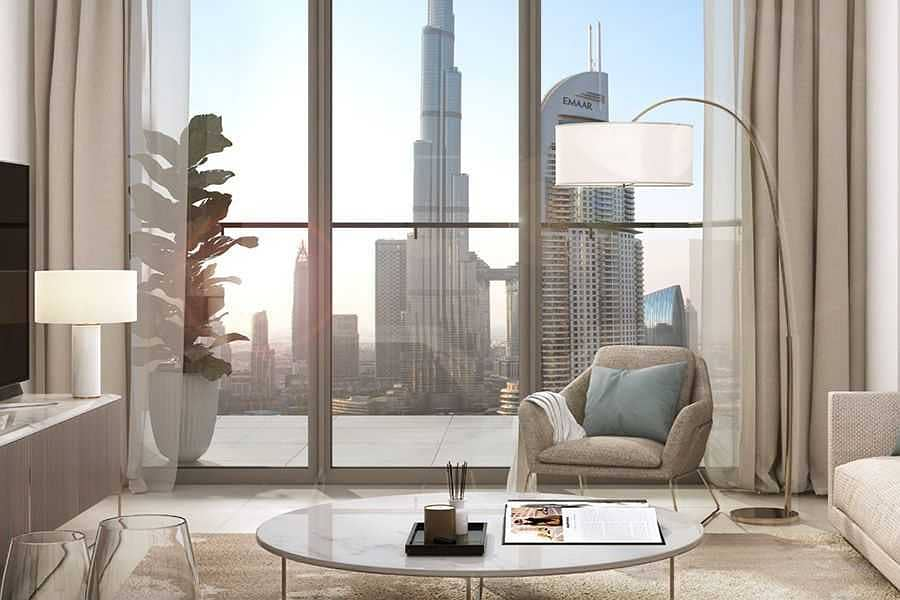 2 Exclusive|Full Burj View |Top Layout| RESALE