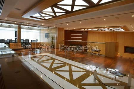 Office for Rent in Al Quoz, Dubai - State of the art of quality G+1 office building