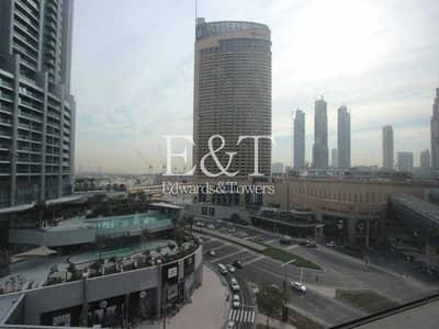 مکتب  للبيع في وسط مدينة دبي، دبي - Shell and Core Office   BLVD Plaza T1
