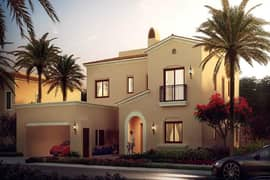 فیلا في لا كوينتا فيلانوفا دبي لاند 5 غرف 3391899 درهم - 4815336
