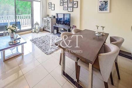 فلیٹ 1 غرفة نوم للايجار في ذا فيوز، دبي - Exclusive | New to the Market | Large Layout