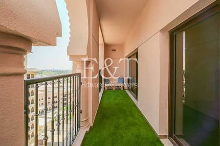 1 Bedroom Flat for Sale in Jumeirah Golf Estates, Dubai - Vacant on transfer|High Floor|Golf Course View|JGE