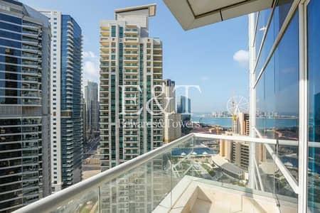 1 Bedroom Apartment for Sale in Dubai Marina, Dubai - Investor Deal   High Floor   Amazing Wheel Views