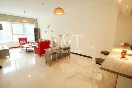 1 Bedroom Flat for Sale in Jumeirah Lake Towers (JLT), Dubai - New To Market | Park View | Fully Furnished