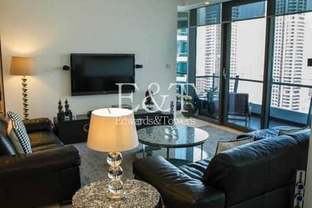 3 Bedroom Apartment for Sale in Dubai Marina, Dubai - Fully Furnished   Full Marina View  Amazing Layout
