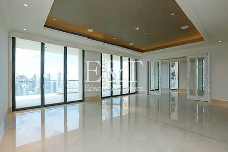 4 Bedroom Penthouse for Sale in Downtown Dubai, Dubai - High Floor |Sublime Downtown Views | Whole floor