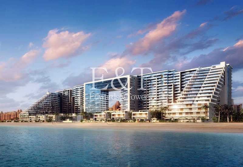 21 Full Sea View |Hotel Suite | Serviced | PJ