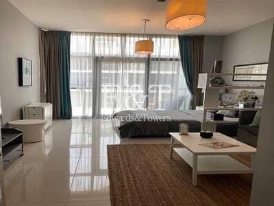 استوديو  للايجار في داماك هيلز (أكويا من داماك)، دبي - Fully Furnished   Studio   Golf Course View