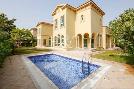 5 Bedroom Villa for Sale in Jumeirah Islands, Dubai - Open To Offers | Lake View | 5 BR Master | JI