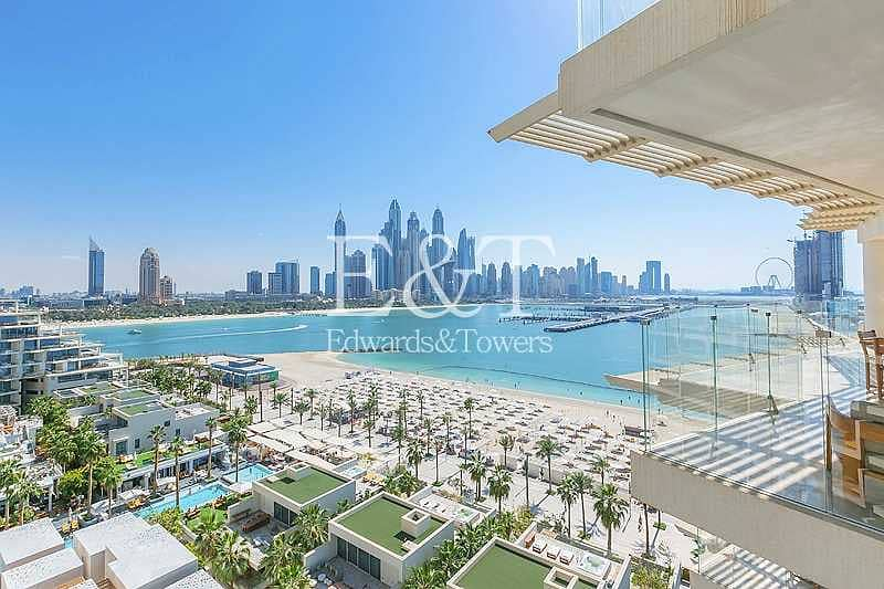 24 Exclusive Listing: High Floor Penthouse with Pool