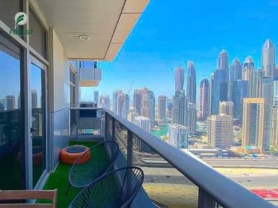 فلیٹ 3 غرف نوم للبيع في أبراج بحيرات الجميرا، دبي - Splendid Living |High Floor |3 beds |Skyline View