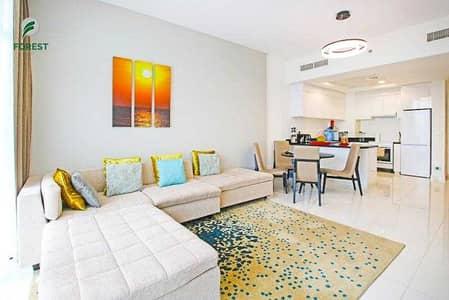 فلیٹ 2 غرفة نوم للبيع في قرية جميرا الدائرية، دبي - Facing Marina View | Fully Furnished 2BR | Vacant