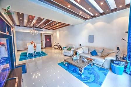شقة 2 غرفة نوم للبيع في دبي مارينا، دبي - Best Price for Furnished 2BR with Best Marina View