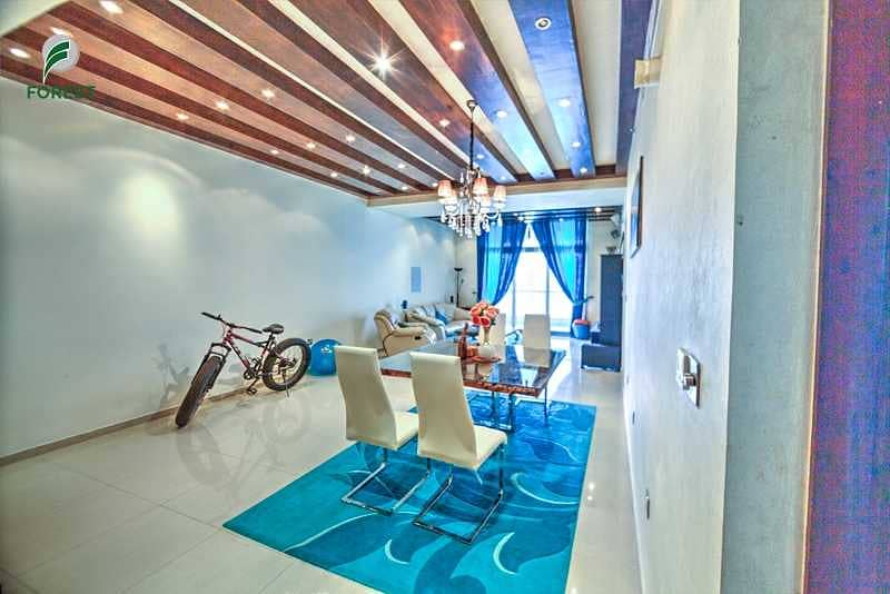 2 Best Price for Furnished 2BR with Best Marina View