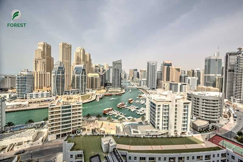 16 Best Price for Furnished 2BR with Best Marina View