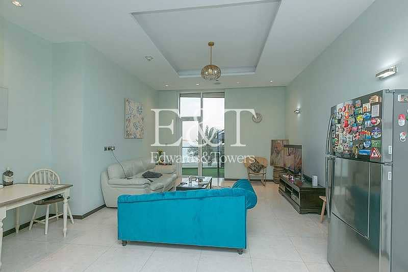 Larger 1 Bed   Full Sea View   Low Floor