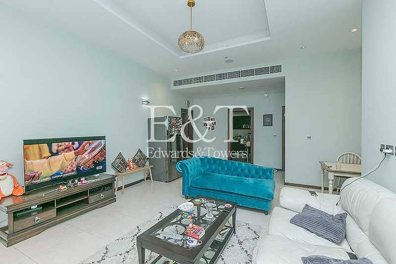 2 Larger 1 Bed   Full Sea View   Low Floor