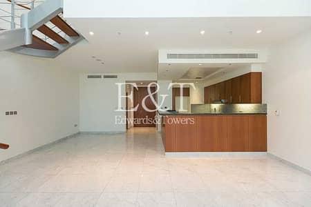 فلیٹ 3 غرف نوم للبيع في مركز دبي المالي العالمي، دبي - Vacant on Transfer   Panoramic views   High Floor