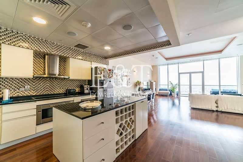 2 High Floor   Upgraded Open Plan Kitchen