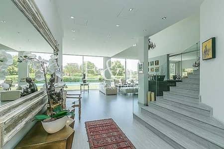 5 Bedroom Villa for Sale in Jumeirah Islands, Dubai - Elegant E. Foyer| Fully Upgraded | Extended  | JI