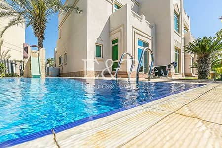 4 Bedroom Villa for Sale in Jumeirah Islands, Dubai - Exclusive|Fully Upgraded|Lake  View | E. F Islamic