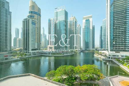 Office for Rent in Jumeirah Lake Towers (JLT), Dubai - Excellent Lake View   Fitted   Low Floor   Grade A