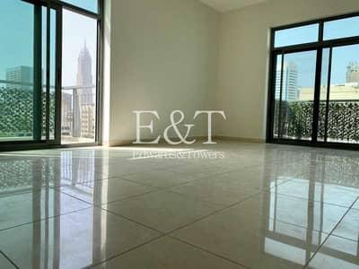 شقة 1 غرفة نوم للبيع في ذا فيوز، دبي - Two Balconies | One Bed With Storage/Study
