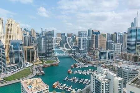شقة 2 غرفة نوم للبيع في دبي مارينا، دبي - Overlooking Marina | More than 10% Less OP