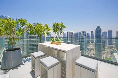 4 Bedroom Flat for Sale in Dubai Marina, Dubai - Double High Ceiling Huge Outdoor Area Marina View