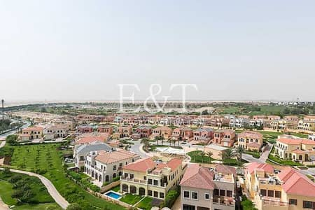 Building for Sale in Jumeirah Golf Estate, Dubai - Great Opportunity To Own A Residential Bldg| JGE