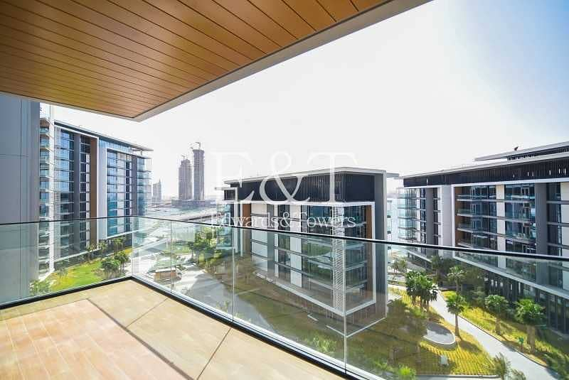 2 Sea View | 2 Bedrooms with Maids Room